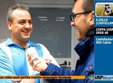 VIDEO| ULTIME DAI CAMPI | C.UISP Ov40 | Zollo (Castellamare95)