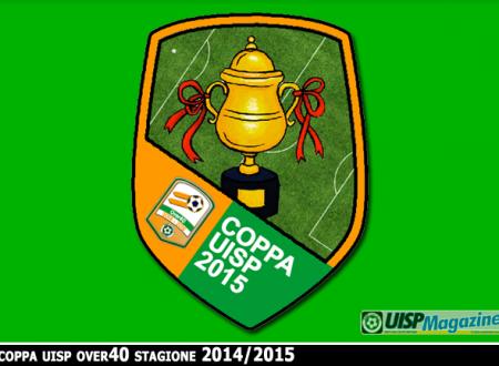 OVER40| Coppa UISP, la DEA Calcio a difesa del Titolo 2014