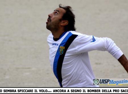OVER 40| COPPA UISP | Tris Pro Sacco e vittoria anche al ritorno