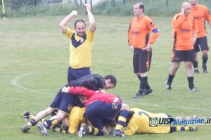 TERAMO| PAZZO ISKRA, delusione Am.Castelli; vittoria in rimonta per 2-3