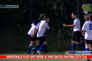 PLAYOFF| SERIE B | De Nardis e Tamburro fan sorridere la Pro Sacco