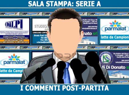 09G SERIE A | I Commenti a Caldo della Massima Serie