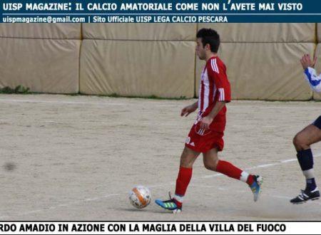 AMARCORD PALLONE D'ORO 2013 | Riccardo Amadio (Villa del Fuoco)