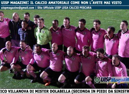 29G SERIE B | Atl.Villanova e Pinna: vittorie su Virtus e Montenegro