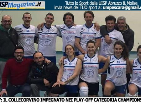 VOLLEY | Partiti i Play-Off della Categoria Champions