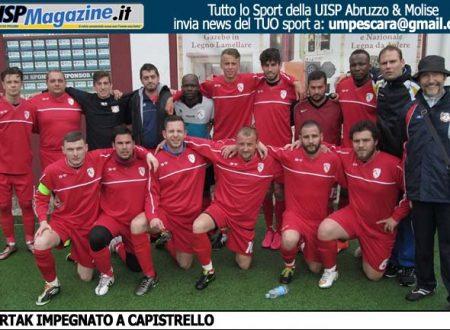 COPPA ABRUZZO 16 | Rigori di nuovo fatali per lo Spartak; passa 5-4 l'US Capistrello