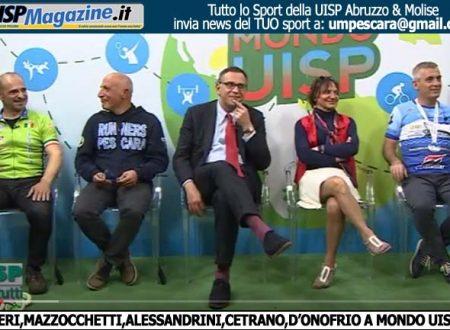 VIDEO | UISP IN TV: Il Sindaco Alessandrini ospite di Mondo UISP