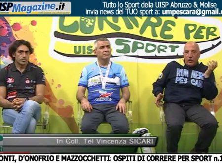 VIDEO | PODISMO: Correre per Sport: puntata n°12 Ed.2016 (ep.68)