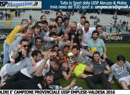 Mondo Calcio UISP | Vitolini Campione Provinciale UISP Empolese-Valdesa