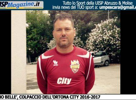 CALCIOMERCATO 16 | L'Ortona City presenta il bomber Stefano Bellè