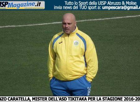 CALCIOMERCATO 16 | Vincenzo Caratella sarà il Mister dell'ASD TikiTaka