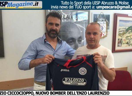 Over40   13G   M.Ciccocioppo regala la vittoria all'E.Laurenzio: 2-1 all'Angimed Miral