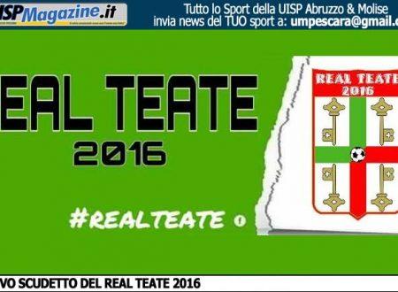CALCIOMERCATO 16 | Il Real Teate 2016 ufficializza i volti nuovi; Mercoledì si ricomincia