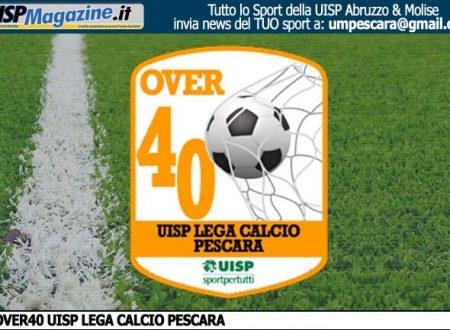 UISP LEGA CALCIO | COMUNICATO N.27 OVER40 2017-2018
