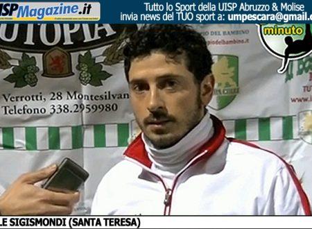 21G SERIE A | Il Santa Teresa di capitan Sigismondi cala il Tris; Pro Sacco, rialzati!