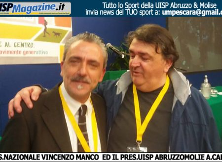 UISP NAZIONALE | Il Pres.Carulli nel Consiglio presieduto da Vincenzo Manco
