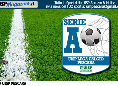 SENIOR | UISP PESCARA – COMUNICATO N°04: Il Calendario Completo della Serie A 19-20