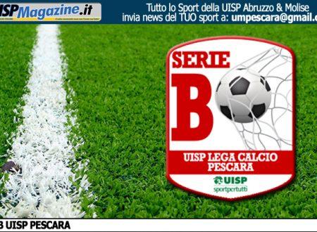 SENIOR | UISP PESCARA – COMUNICATO N°03: Il Calendario Completo della Serie B 19-20