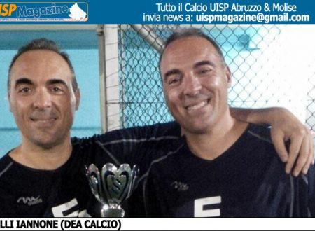 ISCRIZIONI | Con la DEA del Bomber Iannone, siamo arrivati a 34!