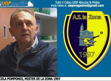 18G SERIE A | La Zona vince, ma Mr Pomponio non è soddisfatto…