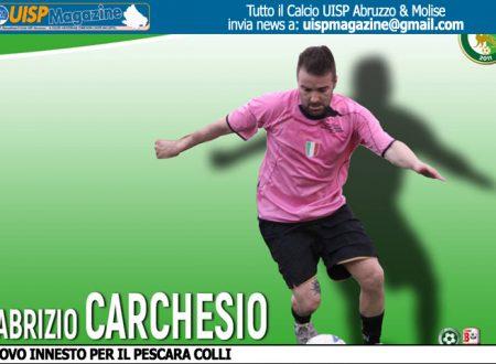MERCATO   Fabrizio Carchesio è biancoverde!