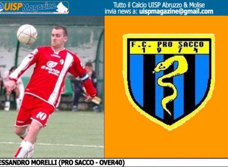 Over40 | Memorial Sabatini | 01G: La Pro Sacco batte 2-0 la Wonder