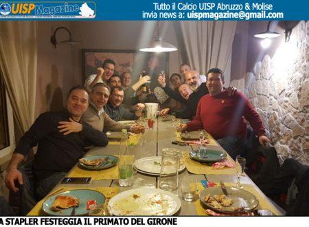 Over40 | 18G | La Stapler festeggia il Primato nel Girone A