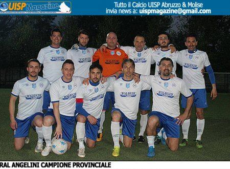 27G SERIE A | Cral Angelini Campione Provinciale: 4 schiaffi alla Zerostile per iniziare la festa