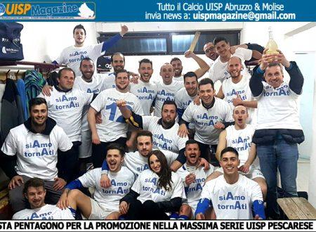 26G SERIE B | Trionfo Pentagono! Poker e Serie A; Crisi Pe Colli: secondo stop in serie