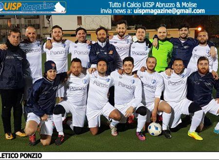 26G SERIE B | L'Atl.Ponzio allunga: 3-1 sul River United con Gizzi e Listorti in gol