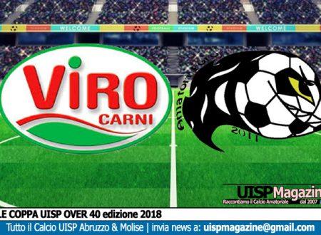 Coppa UISP Over40 | Venerdì 18 Maggio: Tutto Pronto per la Finalissima