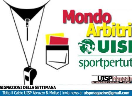 MONDO ARBITRI | Le Designazioni di Lunedì 28 Maggio 2018