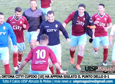TITOLO REGIONALE 18 | Ortona City e Coalpi Soccer eliminano Rosetana e Fucense