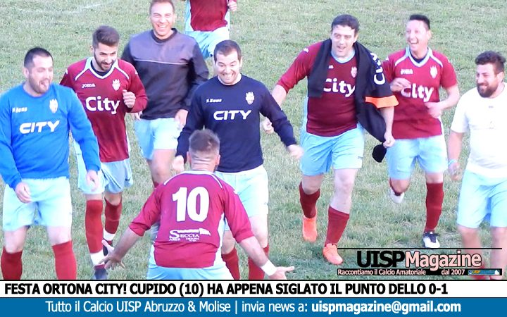 TITOLO REGIONALE 18   Ortona City e Coalpi Soccer eliminano Rosetana e Fucense