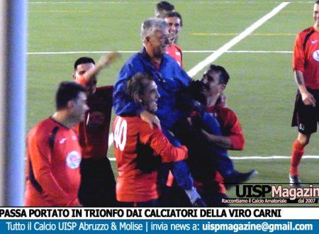 Coppa UISP Over40 | La Viro Carni mette in bacheca il Trofeo edizione 2018