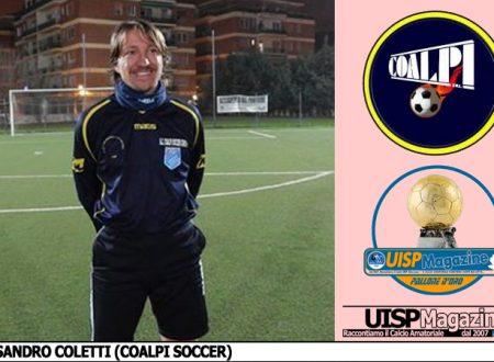 PALLONE D'ORO 2018 | 8°Classificato: Alessandro Coletti (Coalpi Soccer)
