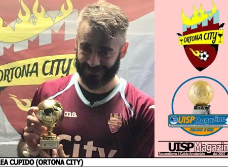 PALLONE D'ORO 2018 | 4°Classificato: Andrea Cupido (Ortona City)