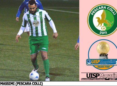 PALLONE D'ORO 2018 | 6°Classificato: Pino Massimi (Pescara Colli)