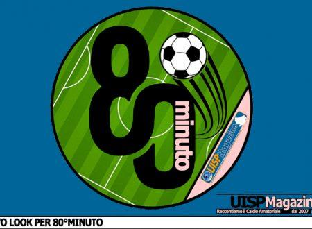 80°Minuto | Presentato il Nuovo Logo Ufficiale della Trasmissione UISP Abruzzese