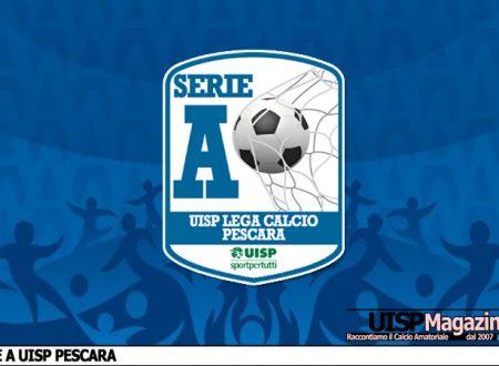 CALCIO UISP PESCARA | Partito il CountDown per il Calendario della Massima Serie