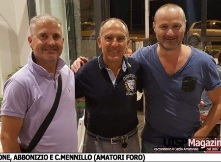 CALCIOMERCATO   L'Amatori Foro conferma le guide tecniche per i 2 campionati