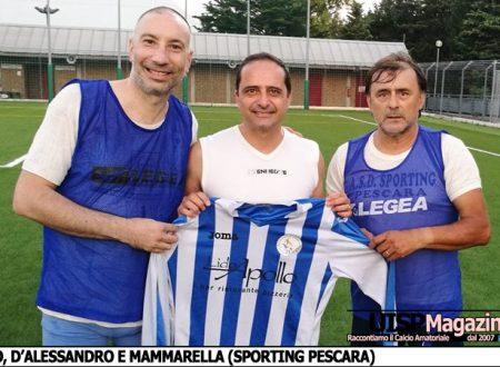 01G SERIE A | Cinquina Sporting Pescara all'ASD Adriatica