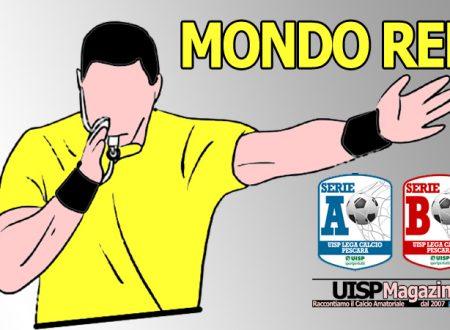 MONDO ARBITRI | Le Designazioni di Lunedì 24 Settembre 2018