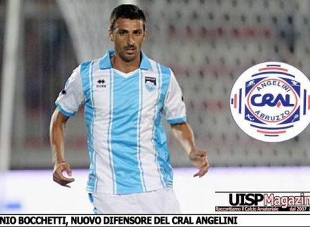 CALCIOMERCATO | Serie A | Colpaccio del CRAL Angelini: Preso Antonio Bocchetti