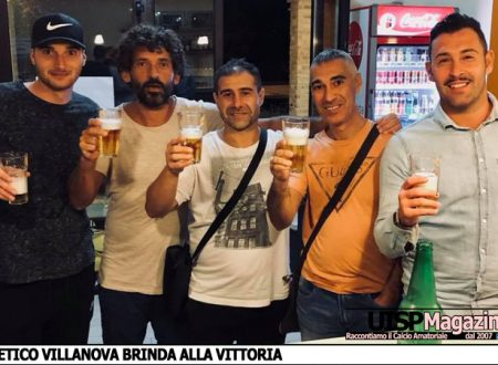 "01G SERIE B | ""Bale"" Savini regala tre punti di platino all'Atl.Villanova"