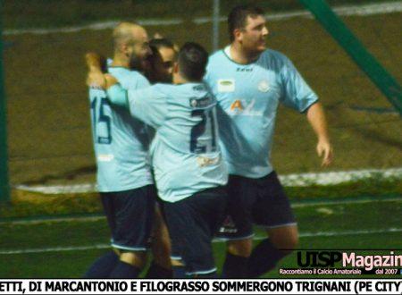 01G SERIE B | Il Pescara City non poteva chiedere di Meglio dalla Prima