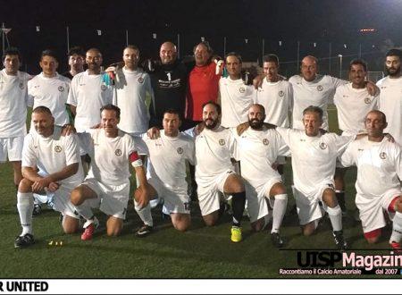 01G SERIE B | Debutto amaro per il Cugnoli: 4-0 a Scafa contro il River United