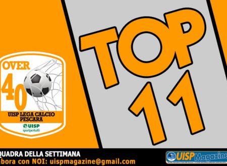 TOP11 | 20G OVER40 | Scopri la Squadra della Settimana