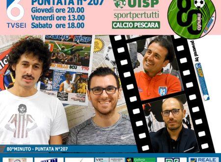 UISP IN TV   VIDEO   Guarda la Puntata n°207 di 80°Minuto