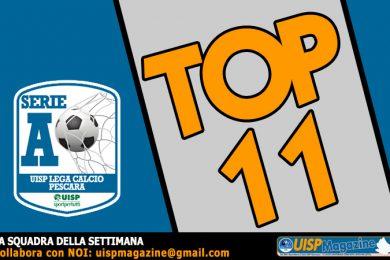 TOP11 | 13G SERIE A | Scopri la Squadra della Settimana della Massima Serie